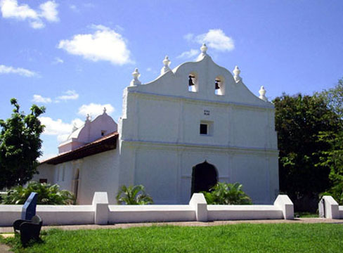 Nicoya - San Blas Church