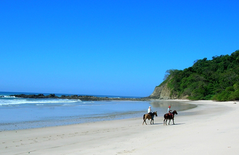 Horseback Riding in Samara Beach